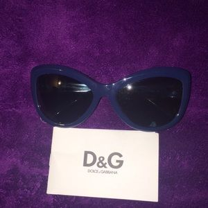Dolce&Gabbana authentic sun glasses.
